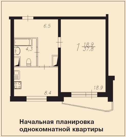 ПЕРЕПЛАНИРОВКА узаконим -5000 рублей в Владивостоке