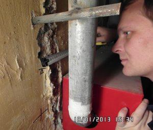 Обследование здания обмерные работы